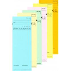 100 Standblattkarten Training (210mm)