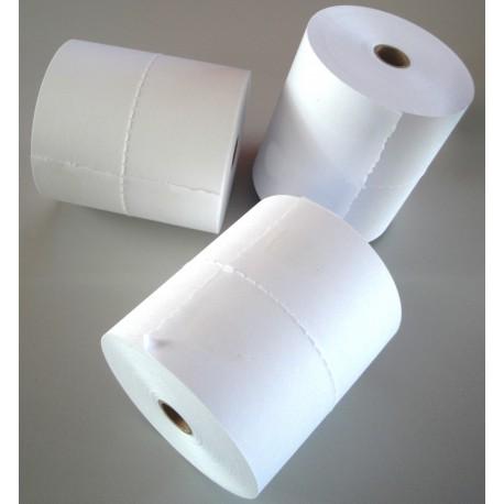 Papierrollen perforiert